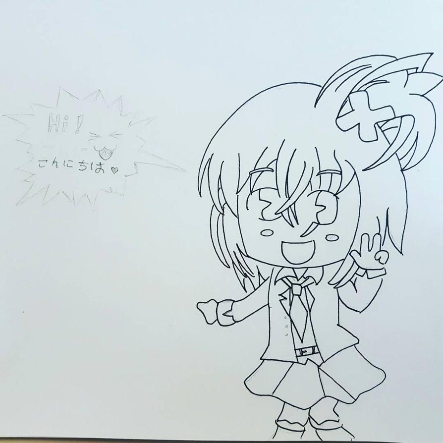 doodling #2 by Agentnorth1