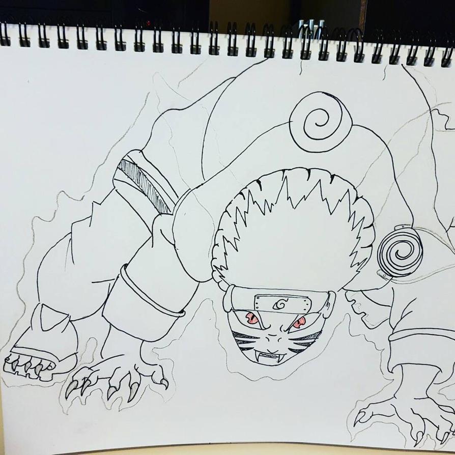 Naruto  by Agentnorth1