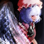 Remilia from Touhou