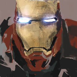 Ironman by Marksfps