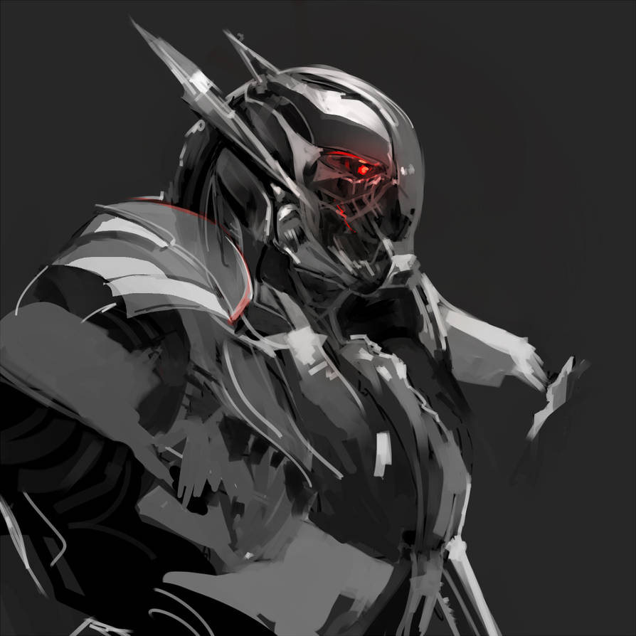 Ultron by Marksfps