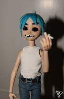 2D Doll by Devil-lion