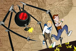 Venture Bros: Into the Danger Zone! by SpacePirate815