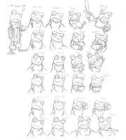 Richard expressions sheet