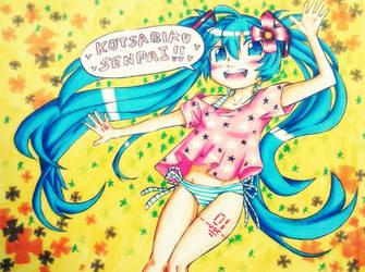 Hatsune Miku-Summer Miku