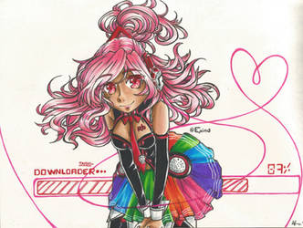 Vocaloid Ruby-Downloader-Taishi