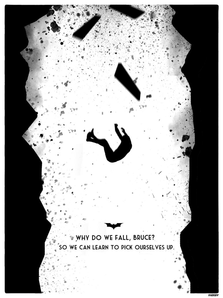 Batman Begins by Elayez