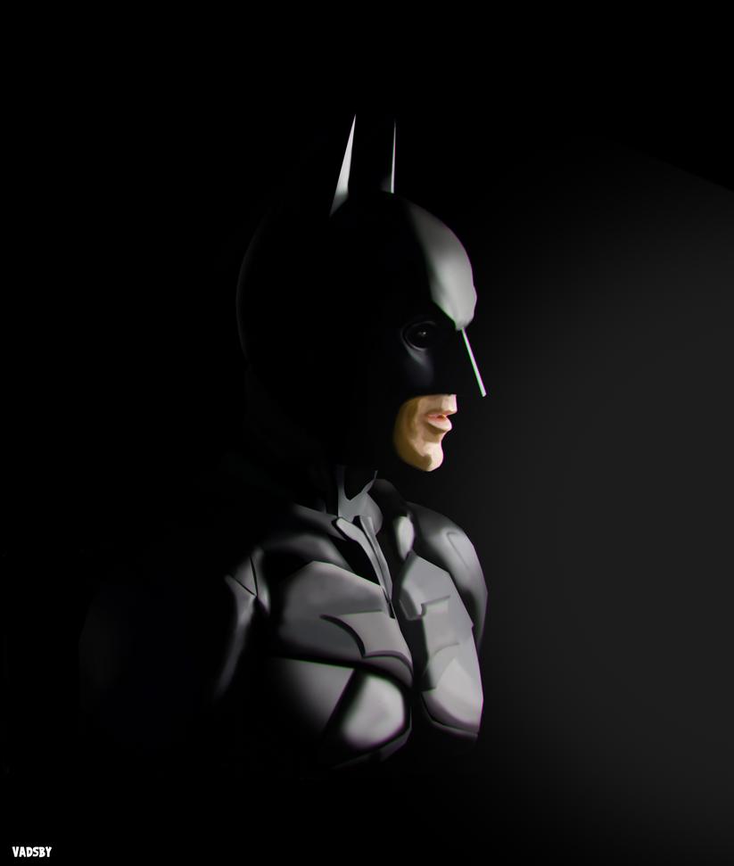 The Dark Knight by Elayez