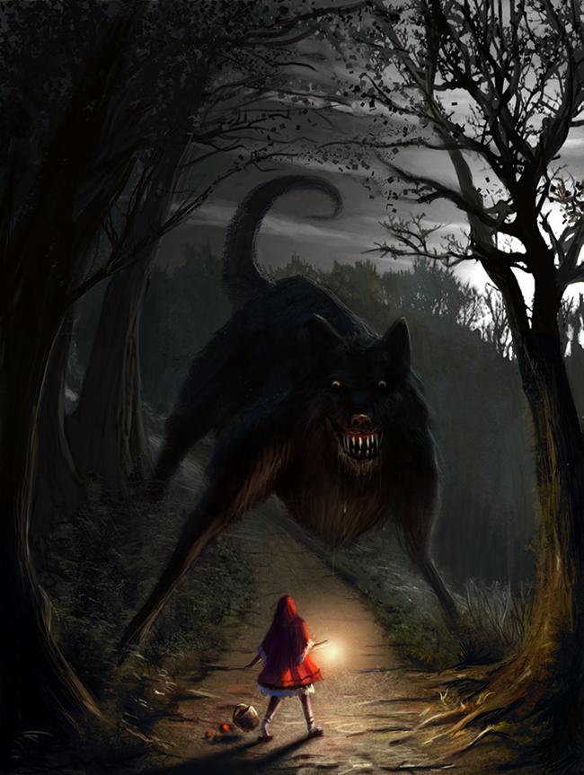 little big bad wolf