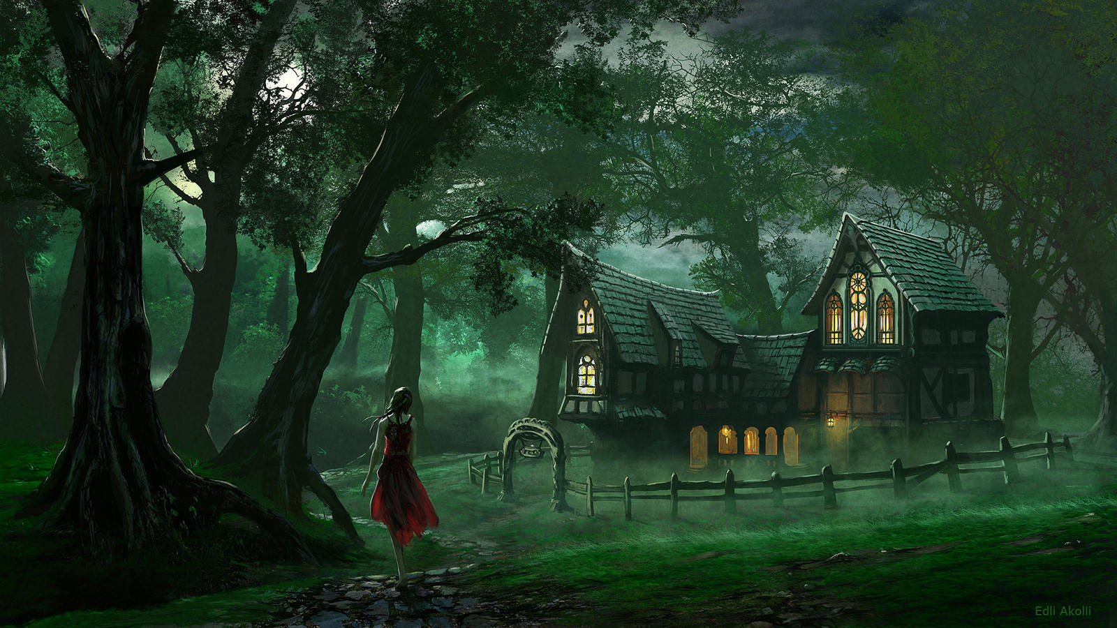 The Inn by Edli on DeviantArt