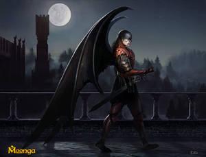 Demon Sentinel - Moonga