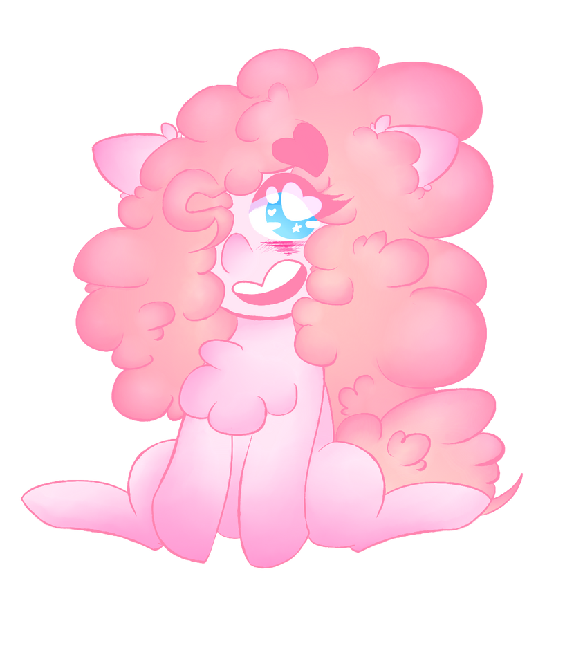 Pinkie Pie by LunaSotomonte