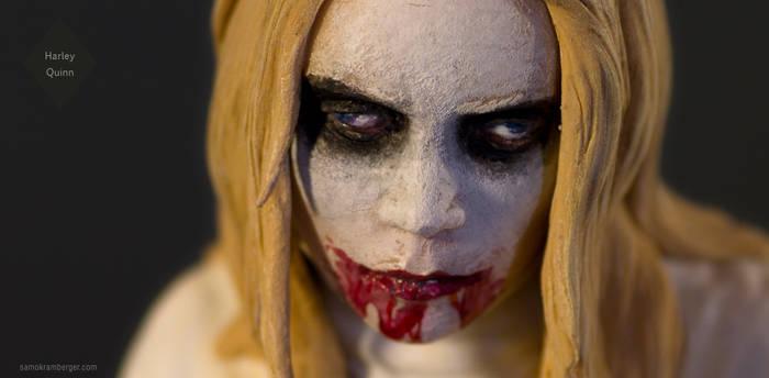 Harley Quinn - close up