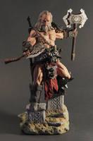 Diablo III - Barbarian by 123samo