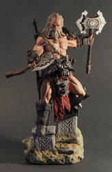 Diablo III - Barbarian