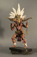 Diablo III - Witch Doctor by 123samo