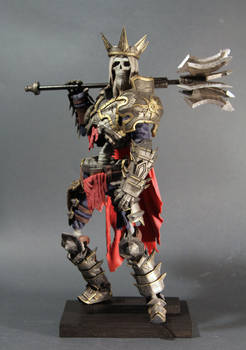 Diablo III - Skeleton King