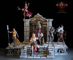 Diablo III by 123samo