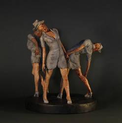 Silent Hill - Bubblehead Nurses
