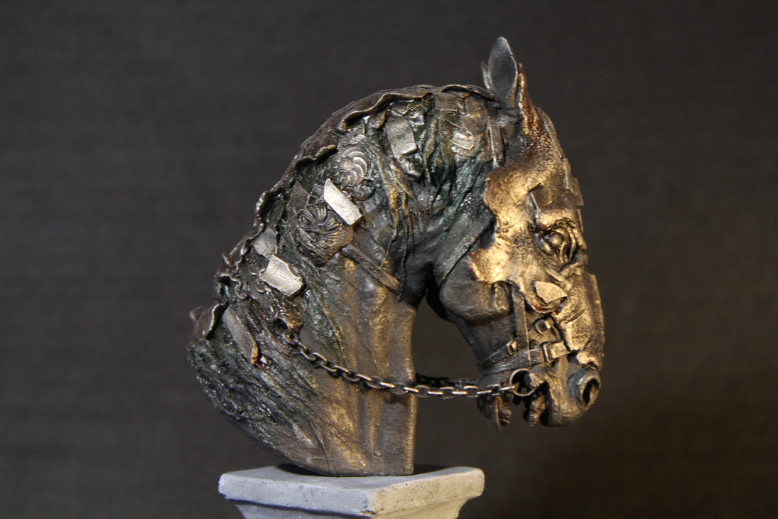 Warhorse1b by 123samo