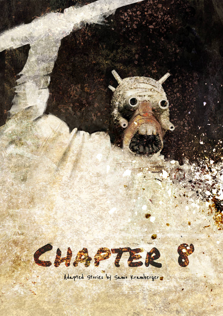 Chapter 8 - Title page by 123samo