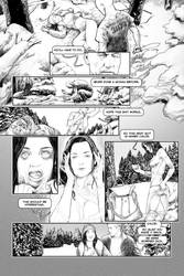 The Skinwalker Page 1 by chronicstuss