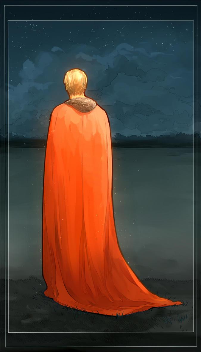 Arthur Pendragon by mformadness