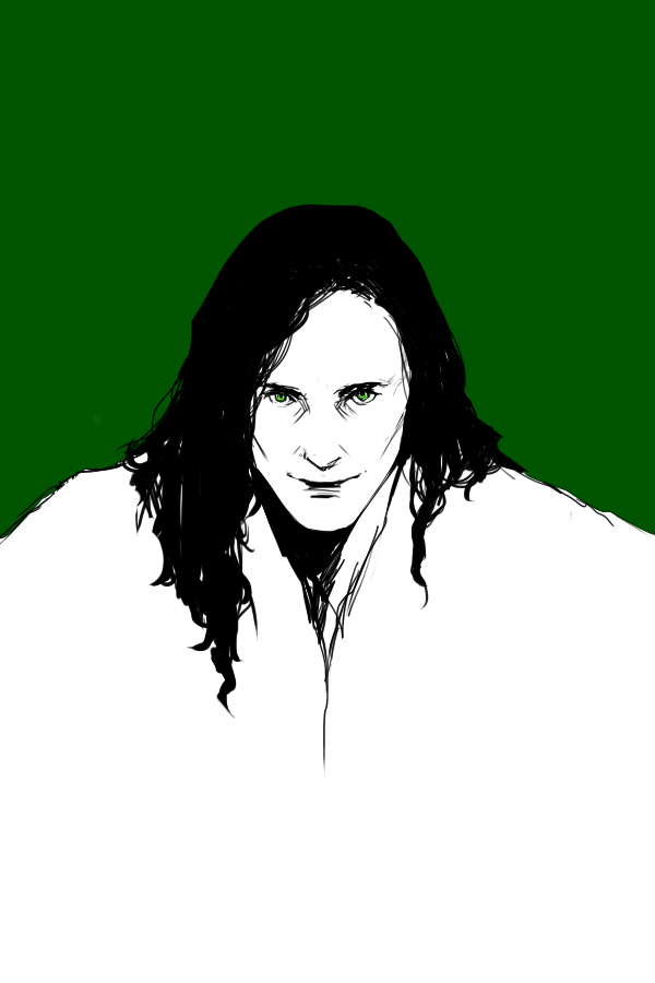 Loki doodle by mformadness