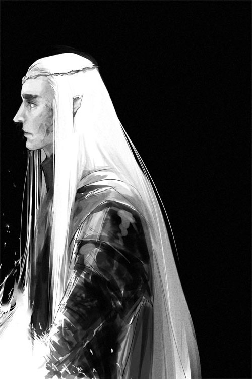 Thranduil by mformadness