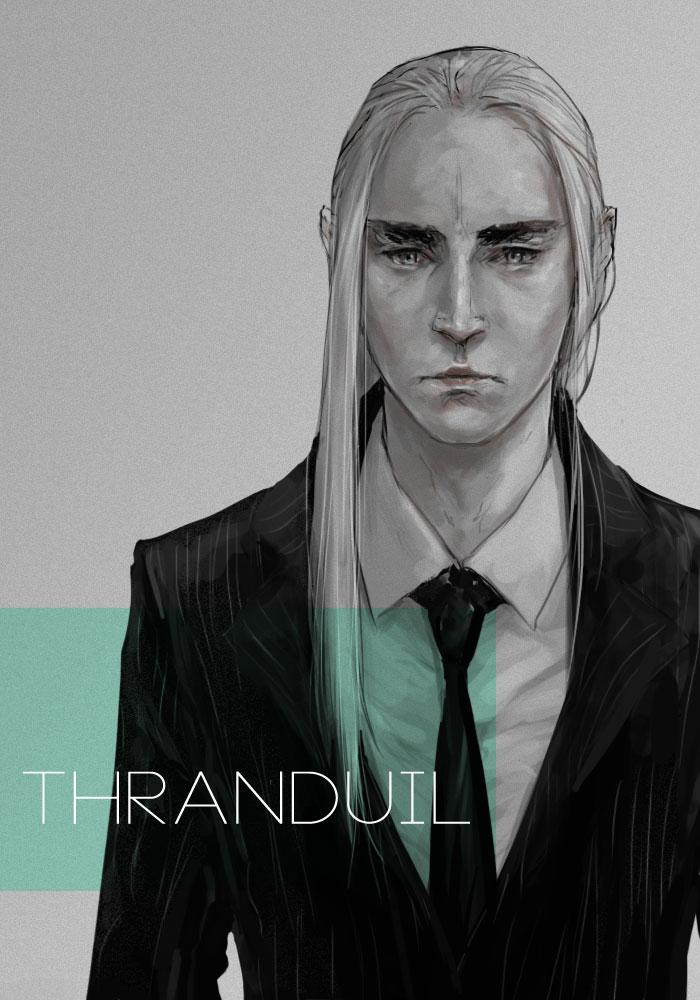 Thranduil by mformadness