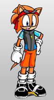 Tucuya Hito the Hedgehog by DmanB