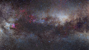 The Great Rift in the Milky Way