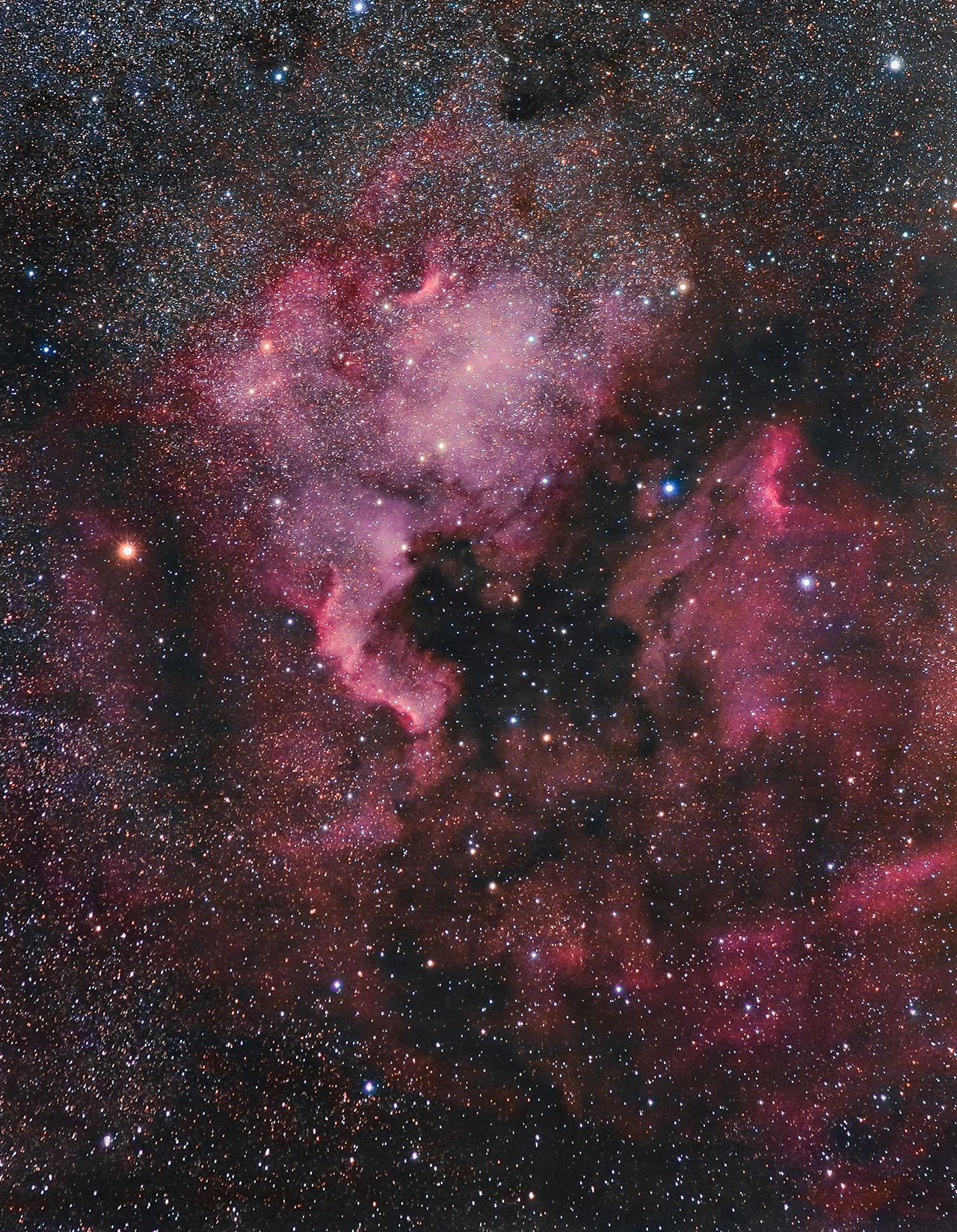 The North America Nebula by Captain-Marmote