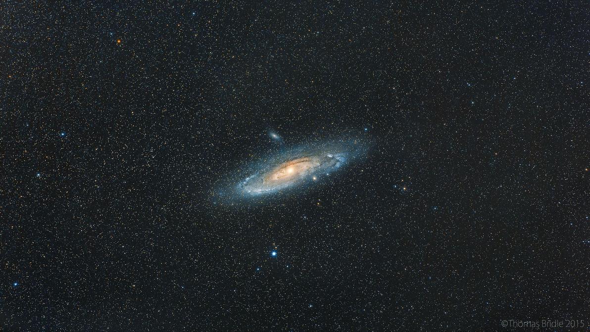 Messier 31 – Observing Andromeda (M31)