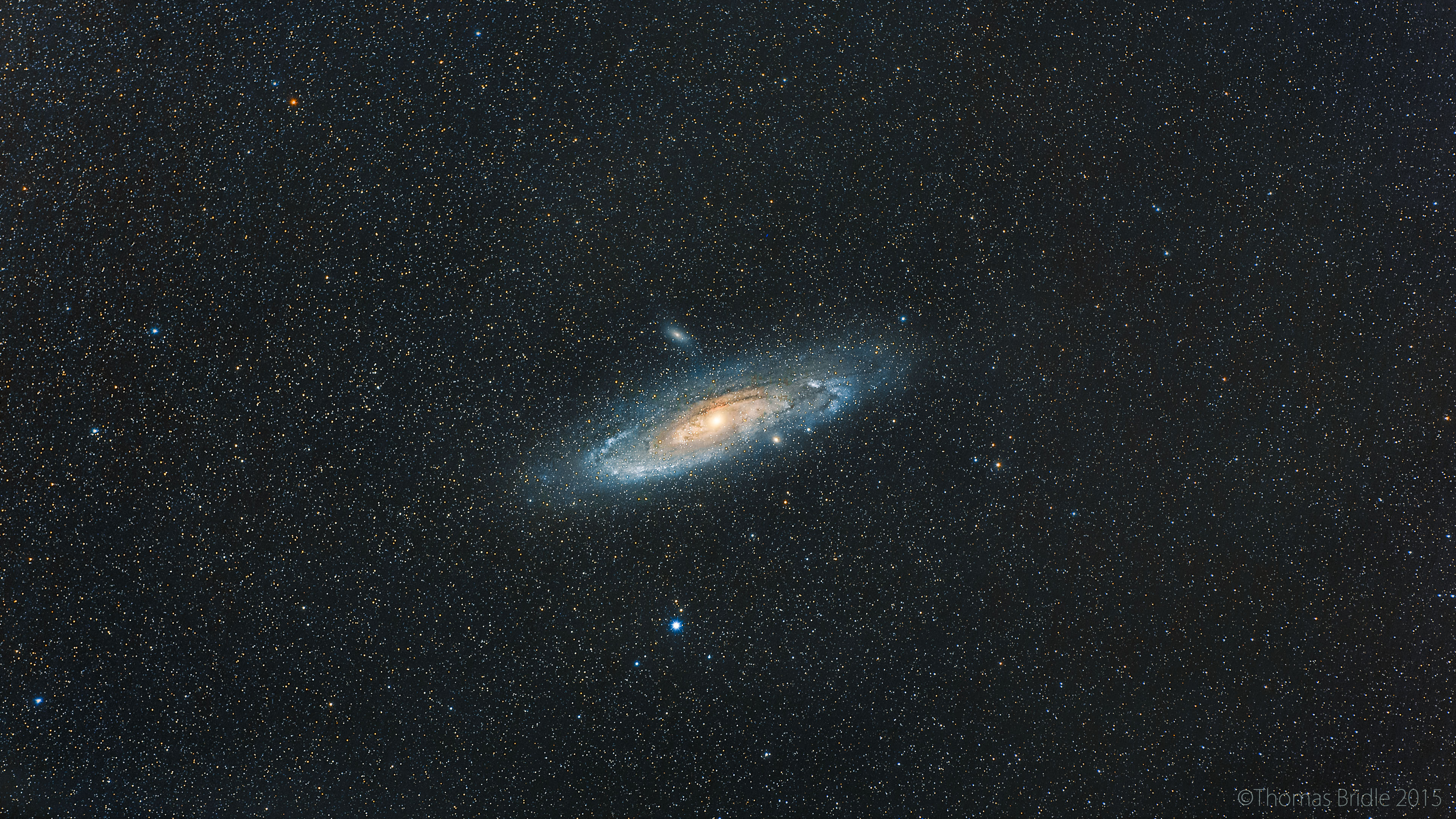 The Great Andromeda Galaxy by Captain-Marmote on DeviantArt