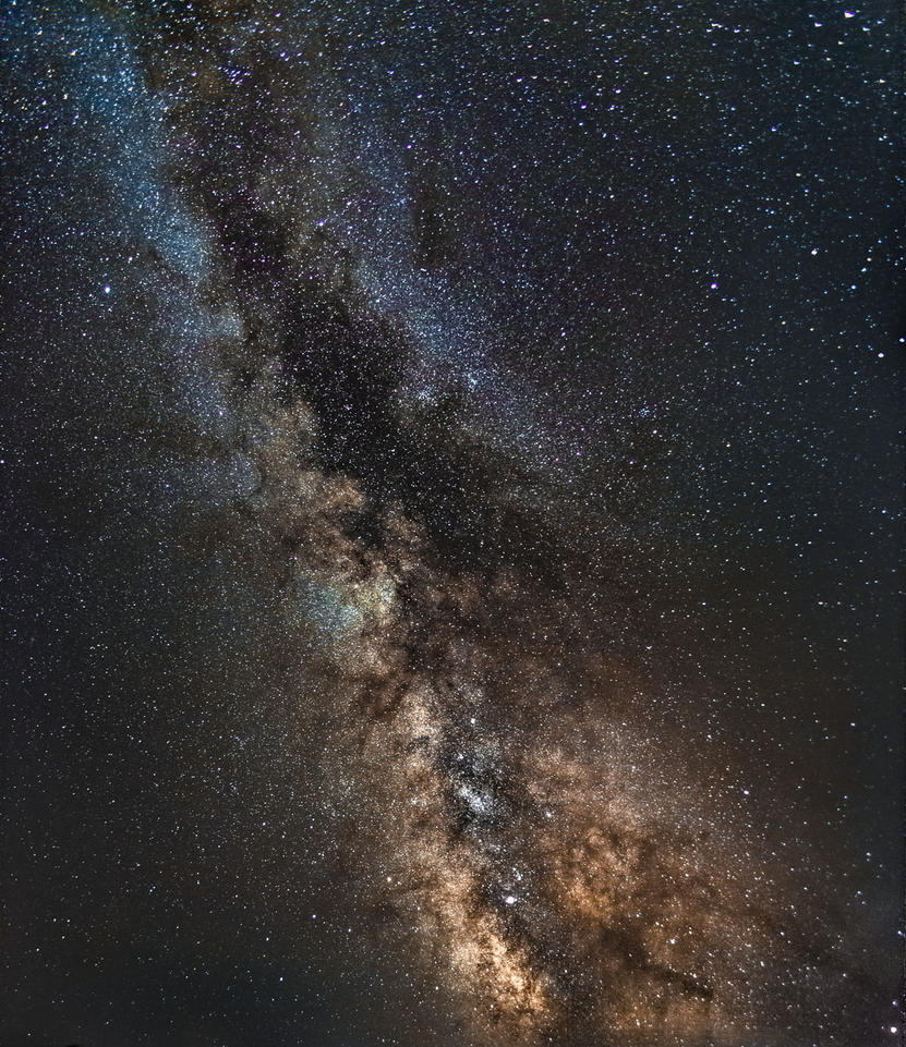 The Milky Way by Captain-Marmote