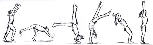 Front Hand Spring