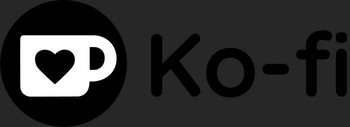 Ko-fi Logo RGB Dark