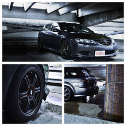 Leaky Garage by steelwagon6