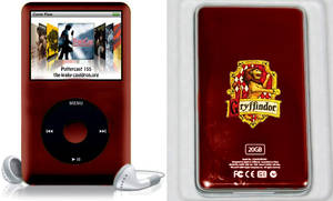 Gryffindor Ipod