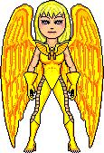 Goldem Eagle by Ghornet