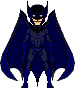 Bat by Ghornet