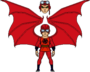 Red Baron by Ghornet