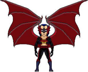Bat Wings 2 by Ghornet