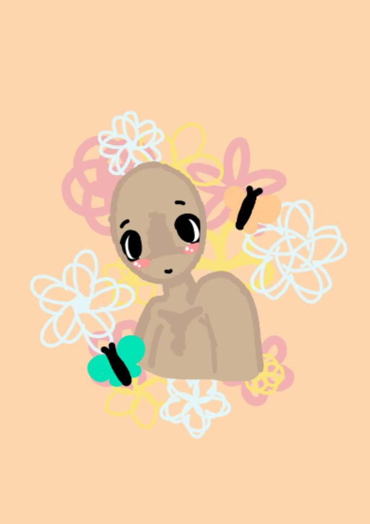 Flower Girl by strawberrymilko
