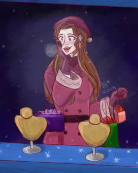 holiday shopping | secret santa 2019