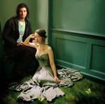 Susan and Caspian by jaenivertopleaf