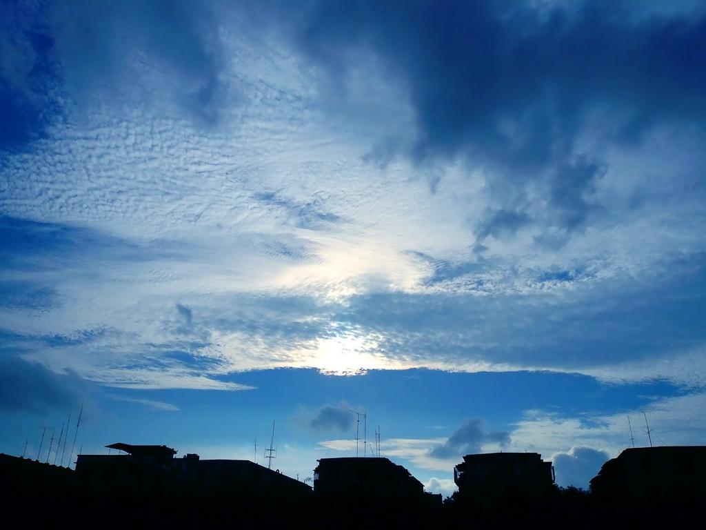 School Sky by jj-maxer