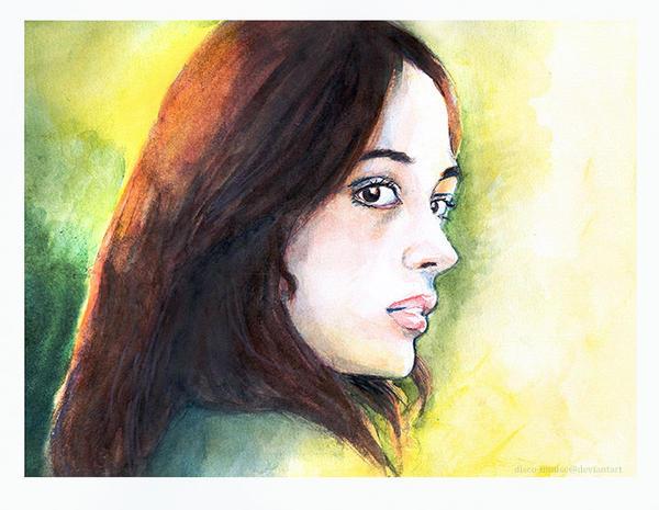 Allison Argent from Teen Wolf