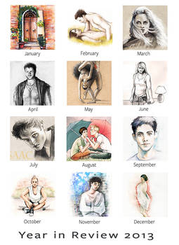 2013 Art Year in Review